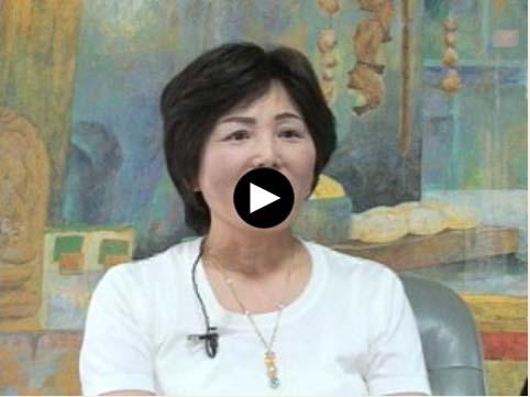 がん検診で乳がんが見つかった女性インタビュー動画