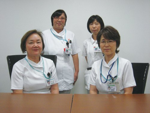岐阜県総合医療センター看護部