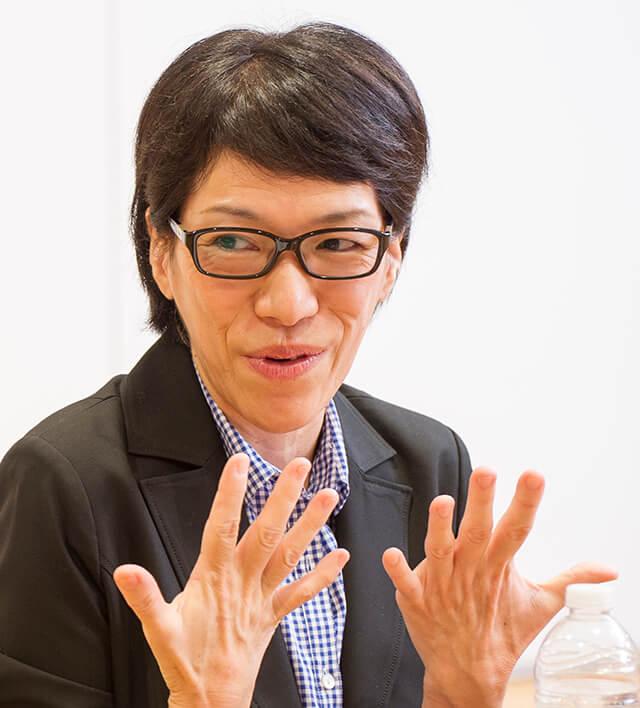 日高さんの写真