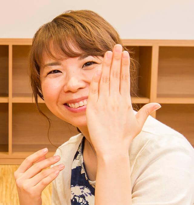 山本さんの写真