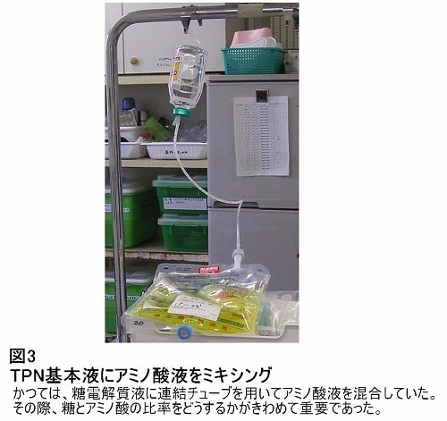 高カロリー輸液キット製剤+アミノ酸