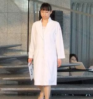 ファッションショー②