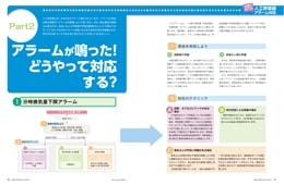 ナース専科マガジン2015年5月号『ねじ子とパン太郎の人工呼吸器解体新書』内容②