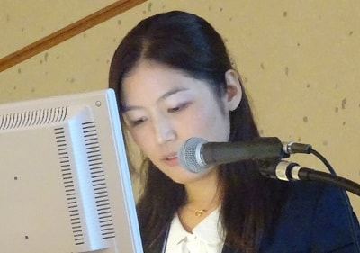 柿元 奈緒子先生の写真