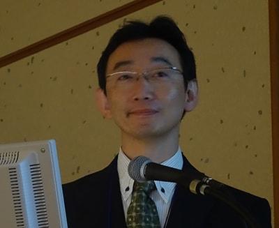 生島先生の写真