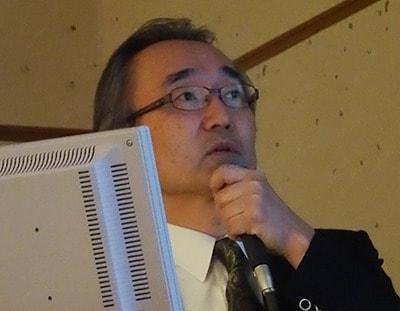 袋 秀平先生の写真