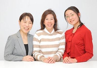 兼本さん、佐藤さん、四條さんの写真