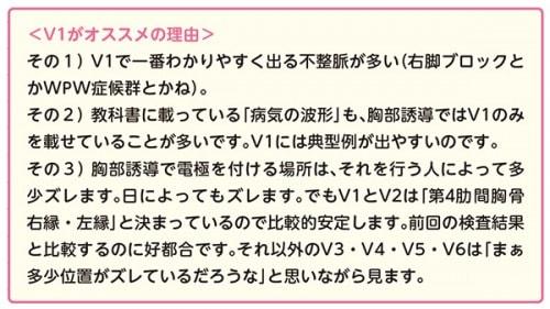 V1がオススメの理由記載画像