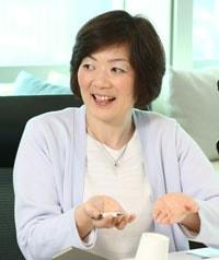 戸草内 智恵さんの写真