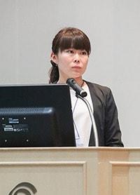 宮前奈央さん(神戸低侵襲がん医療センター看護部)の写真