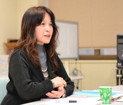 福島さんの写真