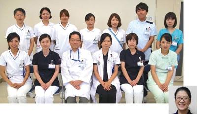 院内認知症対策委員会メンバーの写真