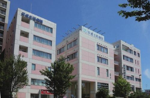 平成立石病院の写真