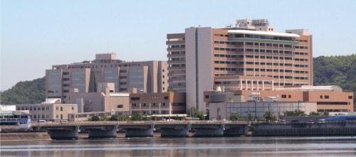 和歌山県立医科大学附属病院の写真