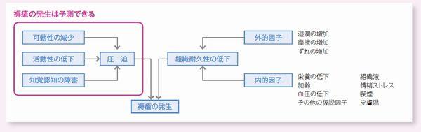 図1 褥瘡発症の予測評価