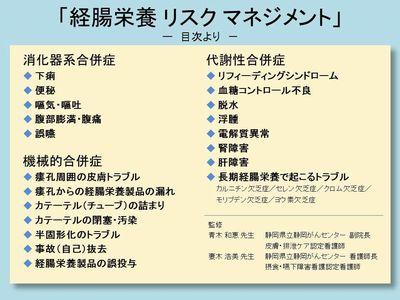 図2 経腸栄養管理時の合併症