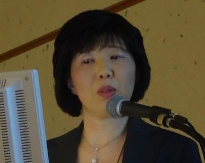 松井 佐知子先生の写真