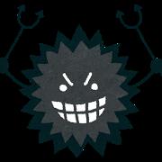 Virus character