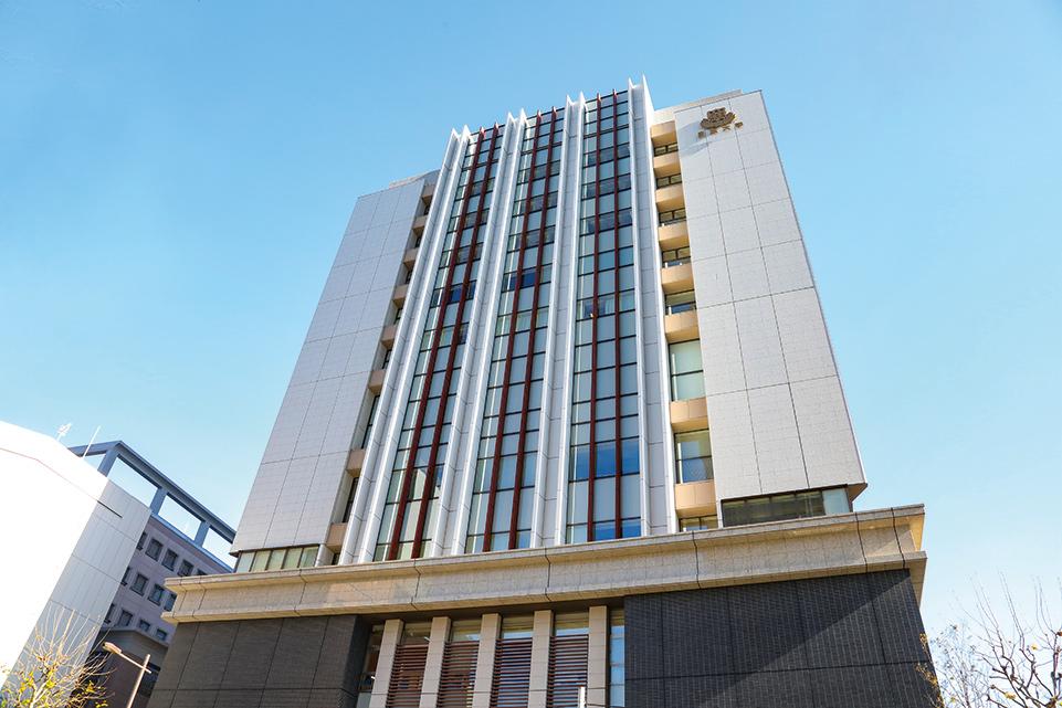 日本大学病院の写真