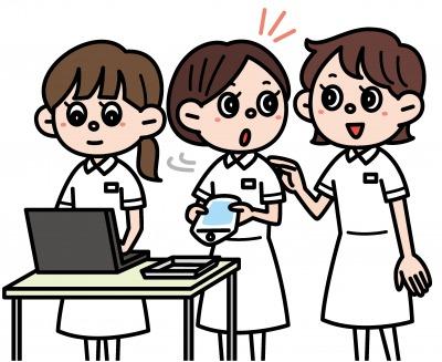 図2:病棟師長のスタッフへのかかわり方