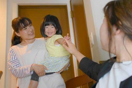 フローレンスの訪問型病児保育