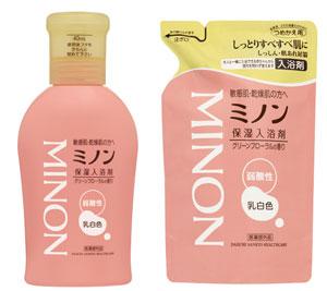 ミノン薬用保湿入浴剤